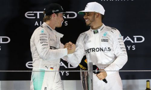 Rosberg: Hamilton record one of sport's 'greatest achievements'