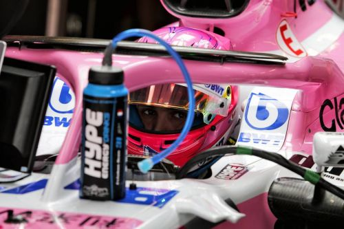 Force India keeps eyes on the prize after Austin heartache