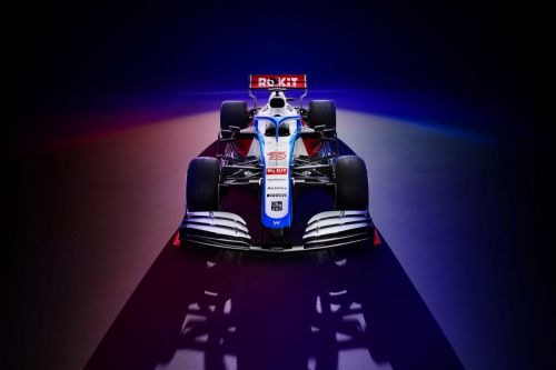 Williams Racing offers first look at new FW43!
