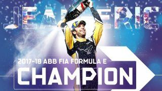 Formule E - New York 1 2018:  Vergne champion du monde !