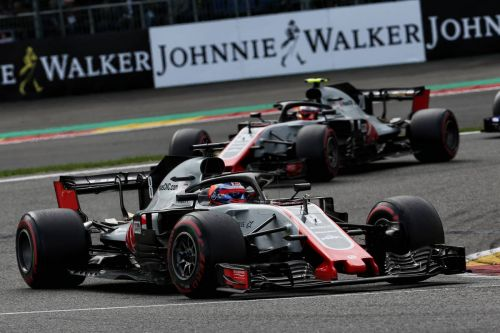 Haas confirms Magnussen and Grosjean for 2019!