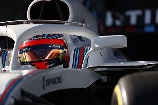 Williams trouve un nouveau sponsor