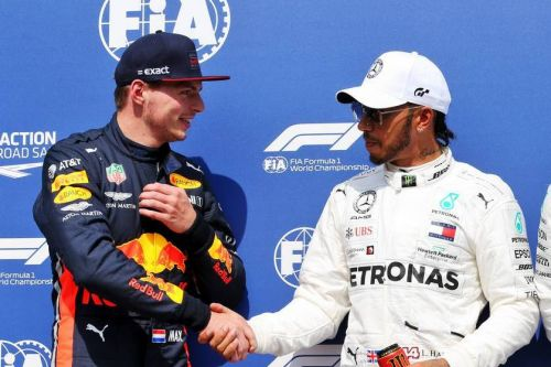 Verstappen sees 'three or four drivers' as good as Hamilton