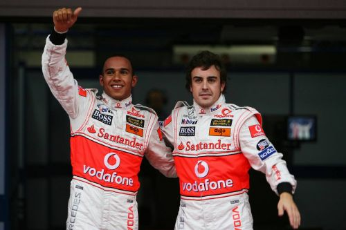 Hamilton looks at Leclerc and sees his younger self
