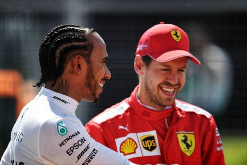 Wolff: Interest in Vettel justified by risk of 'black swan' event