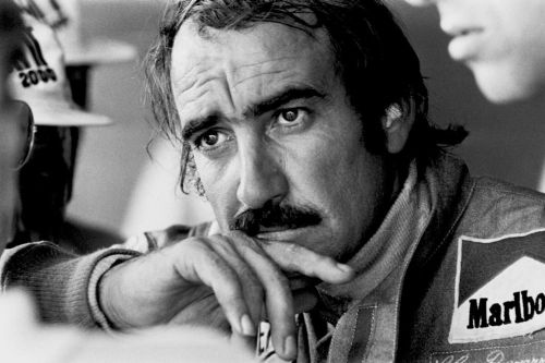 Clay Regazzoni, one of Ferrari's greatest icons