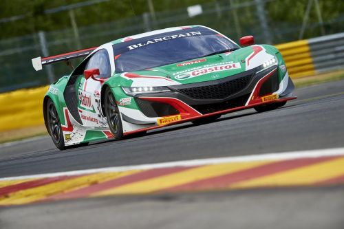 Riccardo Patrese returns to the battleground for Spa 24 Hours!