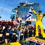 Alon Day est double champion Euro NASCAR