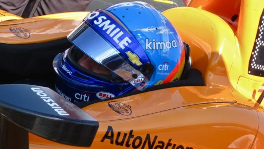 Alonso can't 'guarantee' he'll qualify for the Indy 500