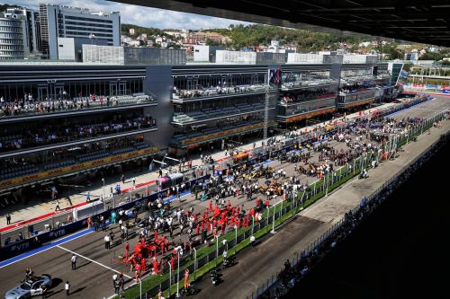 F1 could add more European races and Sochi double-header