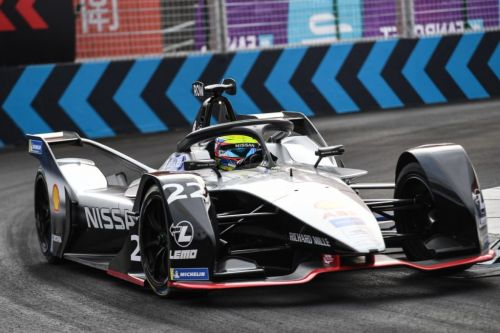Formule E:  Rowland en pole, Vergne second