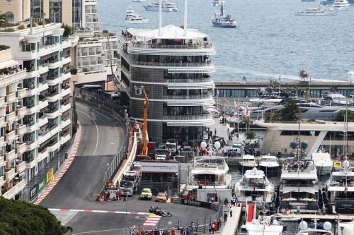 Mercedes lock-out Monaco front row amid torrid time for Ferrari