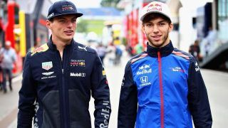 F1 2019 - Pierre Gasly rejoint Red Bull