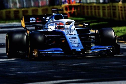 Williams so far behind, races will be 'test sessions' - Russell