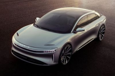 Lucid Motors en contact avec Ford ?