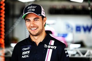 Officiel:  Sergio Pérez reste chez Force India en 2019
