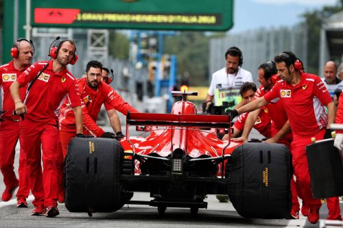 Vettel says he was 'trying too hard' in FP2