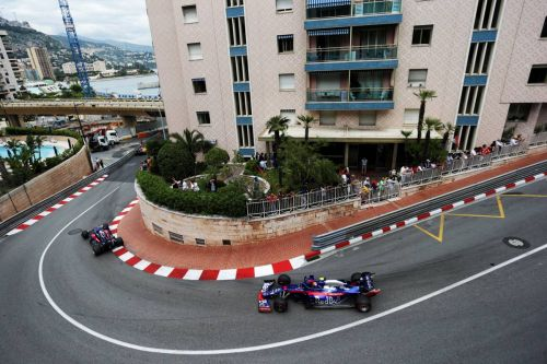 Best weekend of 2019 so far puts Toro Rosso on a high