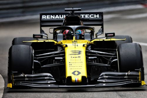 Renault R.S.19 to get 'quite substantial' upgrade for French GP