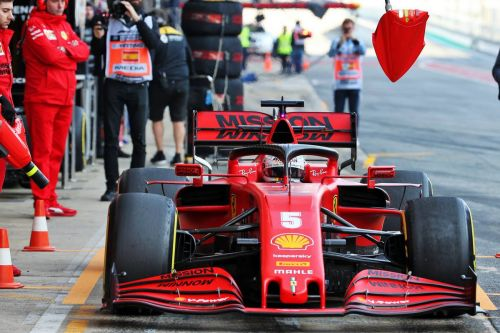Binotto concerned about Ferrari's early 2020 prospects