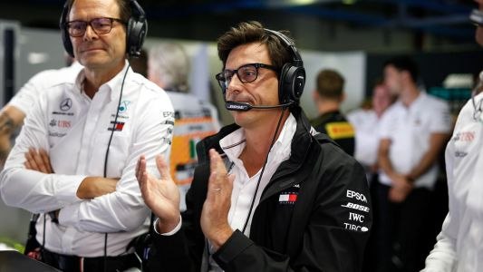 Wolff will no longer interfere with Mercedes strategy calls