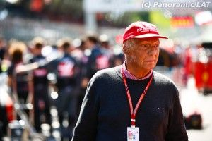 F1 - Disparition de Niki Lauda