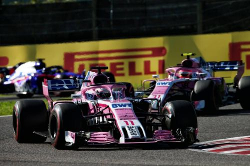 Perez 'amazed' by Force India performance since takeover
