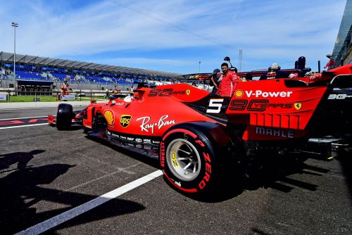 Vettel unruffled by 16-race winless streak