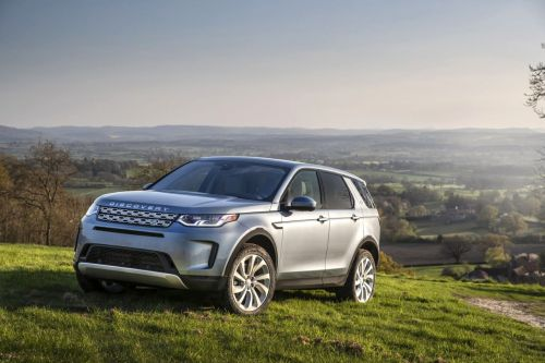 Land Rover Discovery Sport (2019):  restylage de printemps