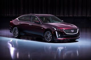 New York 2019, 2020 Cadillac CT5