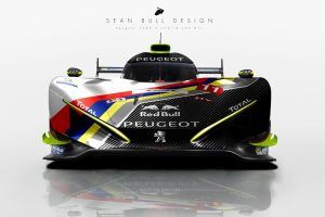 Sean Bull Design imagine l'Aston Martin DTM