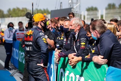 Red Bull 'caught by surprise by Verstappen pit stop'