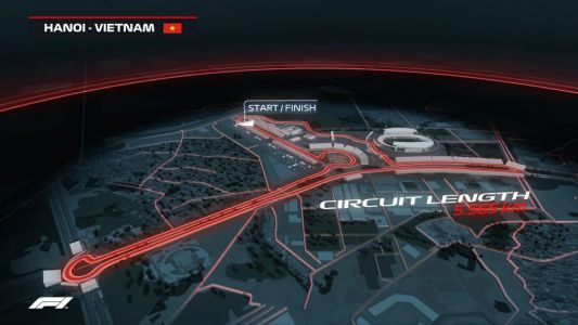 A look at Hanoi's new F1 street circuit