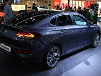 Hyundai i30 fastback:  le coupé de corée - En direct du salon de Francfort