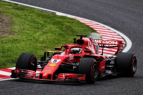 Vettel: Ferrari suffered 'significant' drop-off in performance