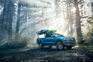 2019 Ford Ranger, gros couple