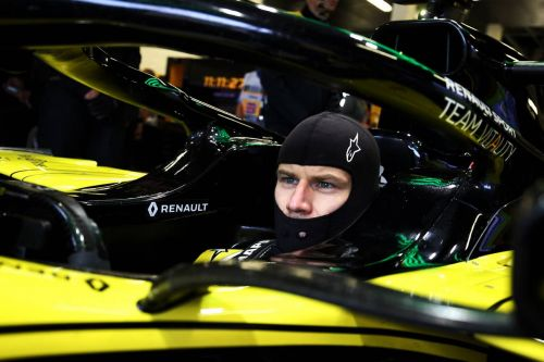 Hulkenberg 'not surprised' by make-or-break rumours