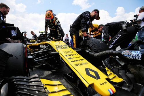 Sainz wants to bow out at Renault on a high note