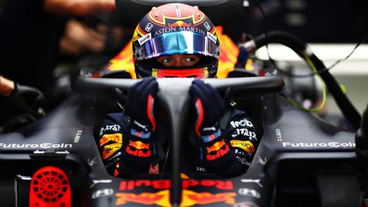 Albon shed rookie feeling after Red Bull promotion