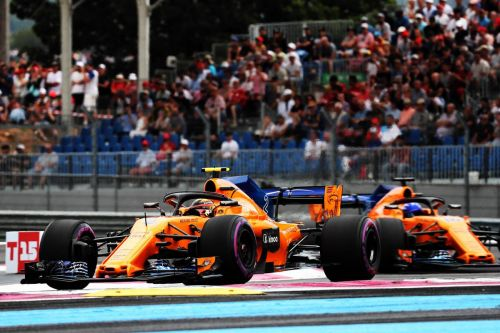 Alonso believes busy year kept him on top at McLaren