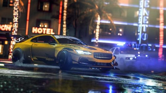 La Polestar 1 va faire ses débuts dans Need for Speed Heat