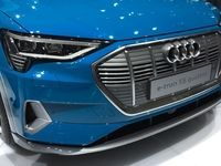 Audi e-tron:  un mois de retard en production