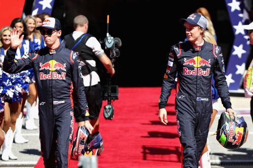 Toro Rosso aligne Brendon Hartley et Pierre Gasly à Mexico