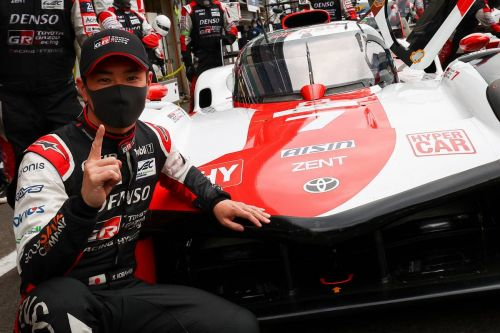 Toyota and Kobayashi snatch first ever Hypercar pole