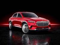 Salon de Pékin:  Mercedes-Maybach dévoile son Ultimate Luxury