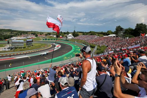 Spa-Francorchamps and Hungaroring extend contracts with F1