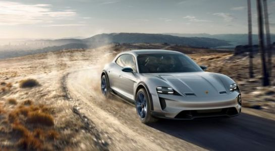 La Mission E Cross Turismo second modèle électrique de Porsche ?