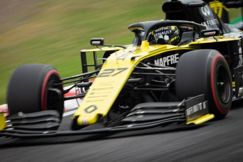 Hulkenberg: 'Part of me is excited about closing this chapter'