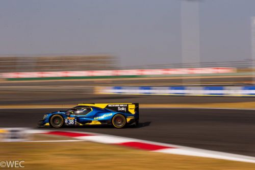 Shanghai:  Rebellion Racing remporte sa course course WEC