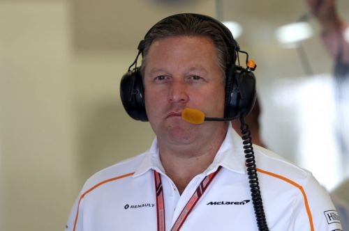 McLaren defends partnership with BAT - denies link to big tobacco